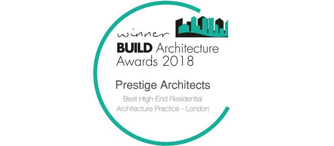 2018 Architecture Award Winners Logo