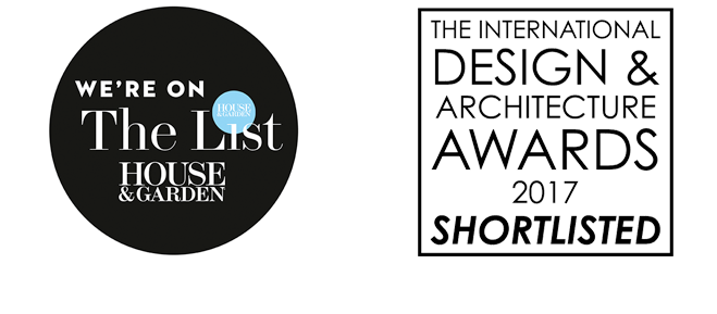 Shortlisted design and Architecture - Home and Garden