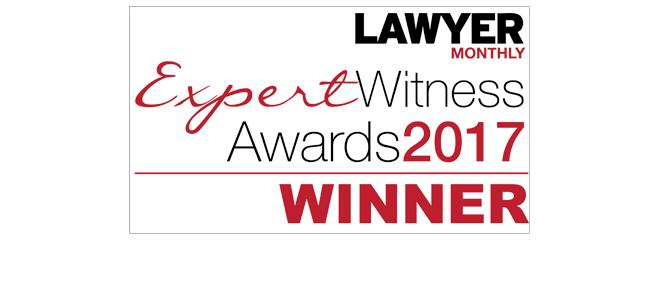 Monthly Expert Witness Awards