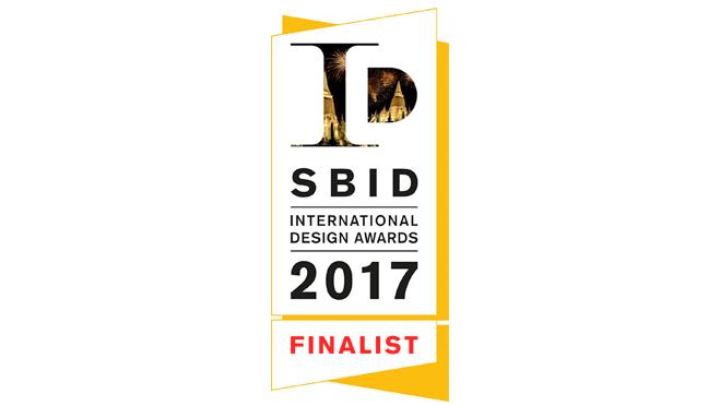 SBID Awards 2017 Finalist