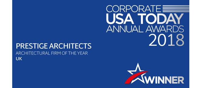 USA Today Corporate 2018 Winner