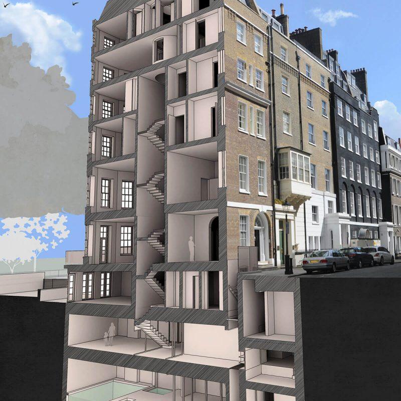 St.James House London