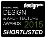 International Design and Architecture shortlisted 2015
